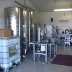 Olive oil production equipment