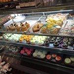Look at those cupcakes!!!