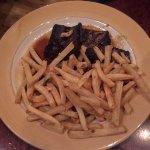 Manhattan Steak Frites & French Fries