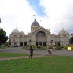Фотография Royal Exhibition Building