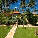 Serene Pavilions Foto