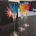 The Art of Love & Money - Waterford Crystal Showroom