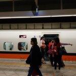 高鐵台中駅の写真