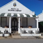 R62 Brewing Company where beers are brewed on site