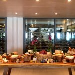buffet fromages