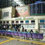 Foto Stasiun Kereta Hualamphong Bangkok