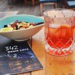 Cocktail at 342Bar