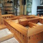 Maquete do Mosteiro