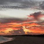 Sunrise from Eastern Beach