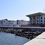 The Royal Palace, facing the sea