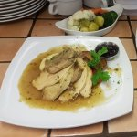 Turkey from our Xmas menu