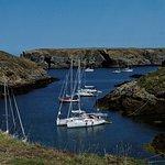 Le petit port naturel de Ster Ouen