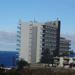 A different view of Hotel Los Gigantes