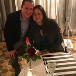 Our second visit at La Terrasse, this time for our 22nd wedding anniversary and it was absolutel