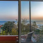 5-bed Dormitory, Balcony with Sea View