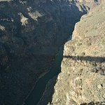 Rio Grande Gorge Bridge Foto