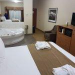 Room 101 jacuzzi