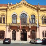 Croatian National Theatre close to Hotel Waldinger