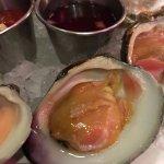 Rhode Island cherrystone clam.