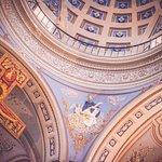 Detalhes da cúpula