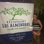 Photo de Los Almendros Restaurant Esterillos Oeste