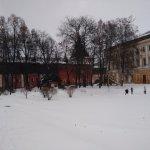 Во дворе Кремля