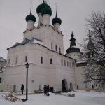 Вид основного входа изнутри Кремля