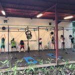 CrossFit Surfside workout space