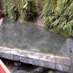 Pozo para baño termal
