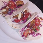 Stella's Walleye Tacos
