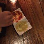Tomato Sauce and Hummus