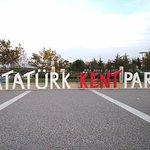 Manisa Atatürk kent parkı