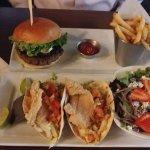 Milestone Ultimate Fish Taco Duo and Burger_large.jpg