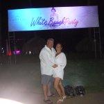 White Beach Party