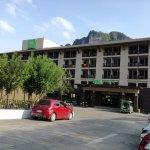 HOTEL IBIS STYLES AO NANG,KRABI (MAIN ENTRANCE)