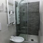 Multi-jet shower in a budget hotel!