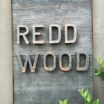 Redd Wood ... By Richard Reddington (look for the Wappo Hill post-box inside).