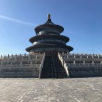 Temple of heaven in afternoon