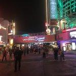 環球影城步行街照片
