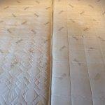 Dirty mattresses
