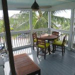 Beautiful fantastic screened balcony