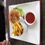 Bedarra Burger