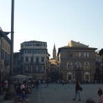 Late Afternoon in the Piazza