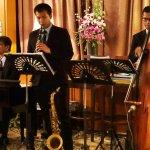 Live music jazz band