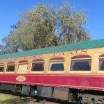 Napa Valley Wine Train (December 2017)
