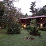 Foto de Tortuga Lodge & Gardens