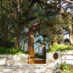 Foto de Glass Church / Wayfarers Chapel