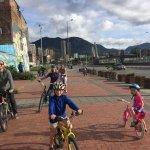 Foto de Bogota Bike Tours