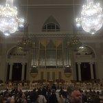 Photo of Grand Hall of St. Petersburg Academic Philharmonic Society