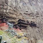 Amazing Hanging Temple near Datong